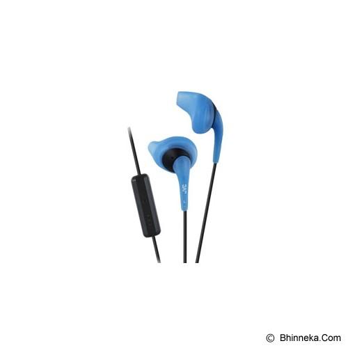 JVC Earphone [HA-ENR15] - Blue - Earphone Ear Bud